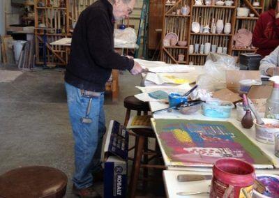 Mitch Lyons Workshop