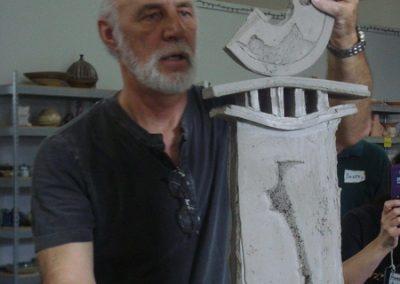 Robert Piepenburg workshop demonstration