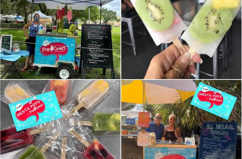 Legalized Pot 19th Annual / Feature Food Truck Pop Craft Pops