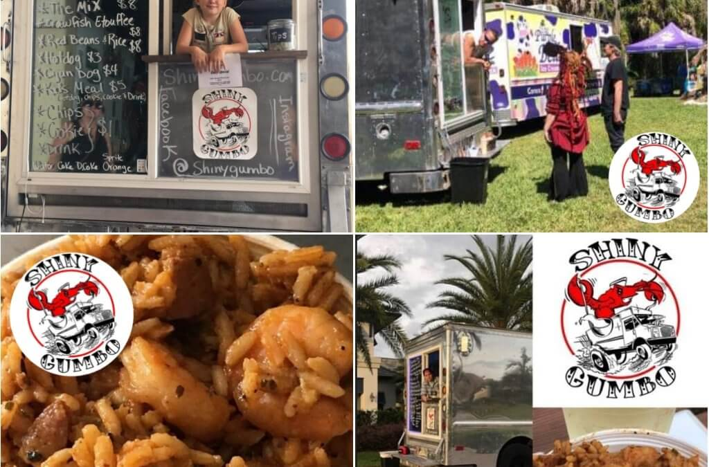 Legalized Pot 19th Annual / Feature Food Truck Shiny Gumbo